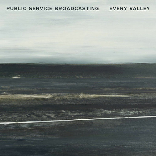 PUBLIC SERVICE BROADCASTING - EVERY VALLEY (COLOURED VINYL)
