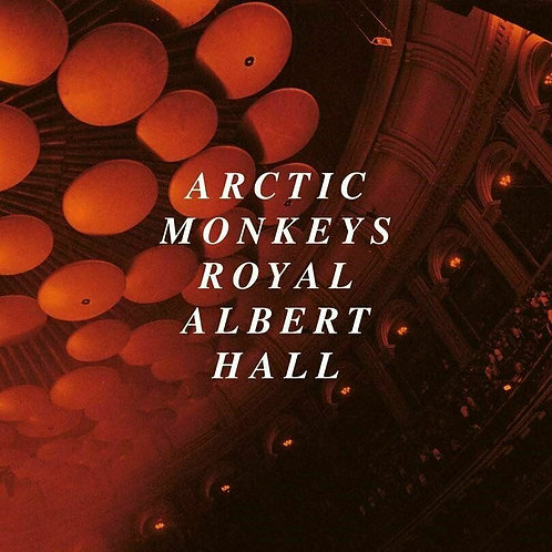 ARCTIC MONKEYS - ROYAL ALBERT HALL
