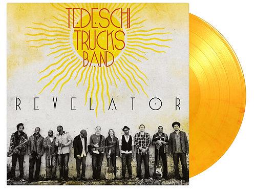 TEDESCHI TRUCKS BAND - REVELATOR (COLOURED VINYL)