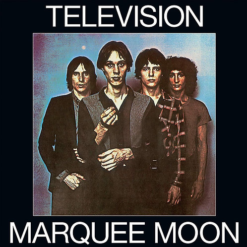 TELEVISON - MARQUEE MOON (DELUXE) (COLOURED VINYL)