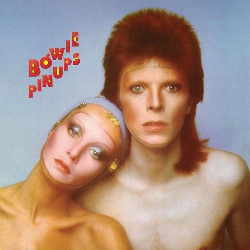 BOWIE, DAVID - PIN UPS