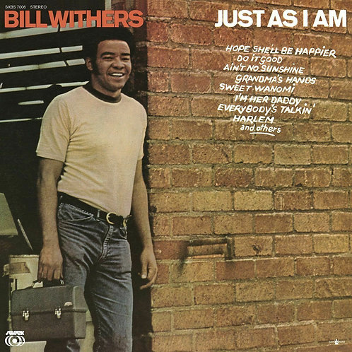 WITHERS , BILL - JUST AS I AM