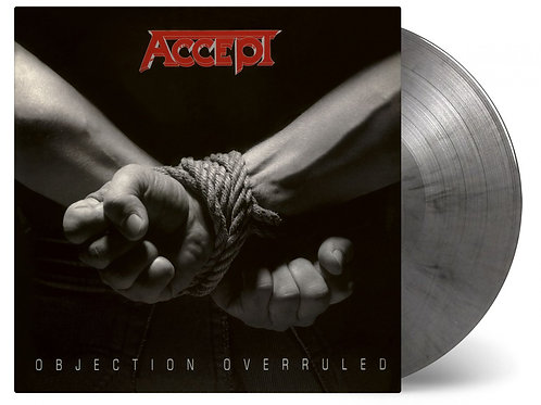 ACCEPT - OBJECTION OVERRULED (COLOURED VINYL)