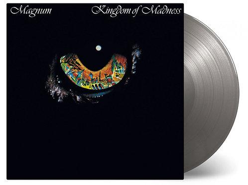 MAGNUM - KINGDOM OF MADNESS (COLOURED VINYL)