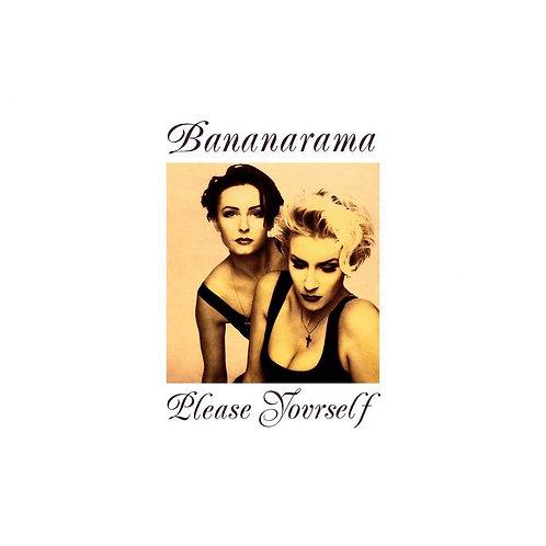 BANANARAMA - PLEASE YOURSELF (COLOURED VINYL)