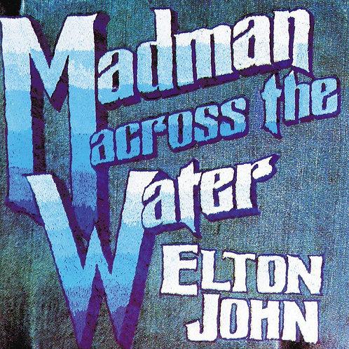 JOHN , ELTON - MADMAN ACROSS THE WATER