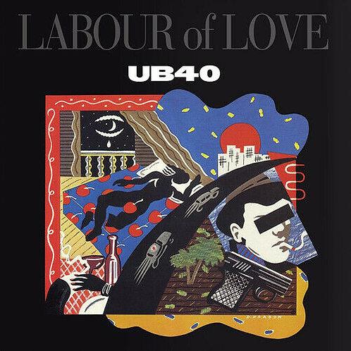 UB40 - LABOUR OF LOVE