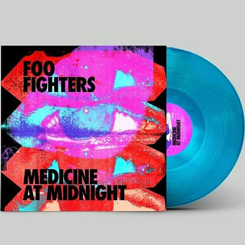 FOO FIGHTERS - MEDICINE AT MIDNIGHT (COLOURED VINYL)