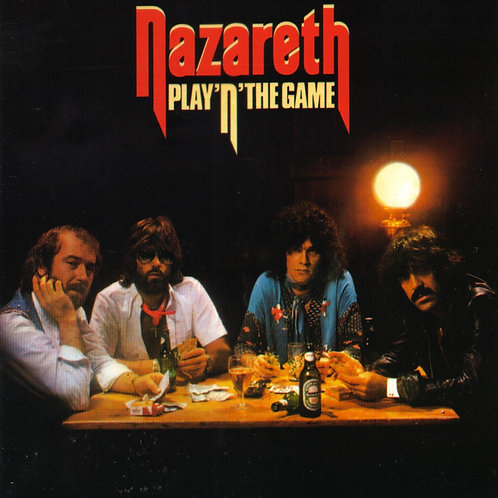 NAZARETH – PLAY 'N' THE GAME (COLOURED VINYL)