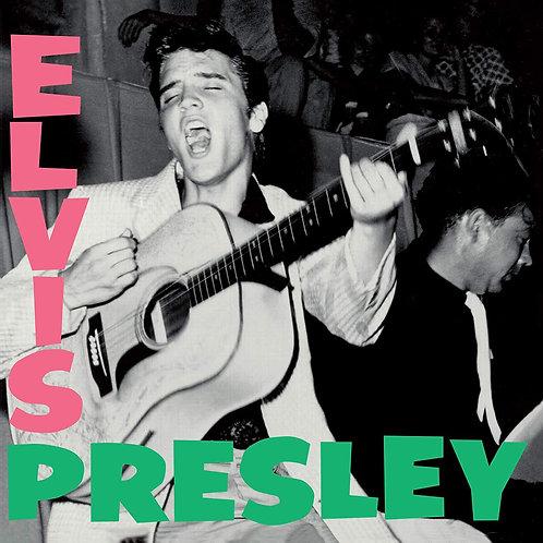 PRESLEY , ELVIS - ELVIS PRESLEY (COLOURED VINYL)