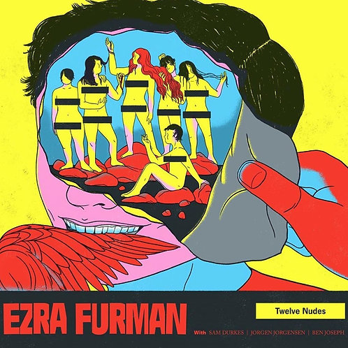 FURMAN , EZRA - TWELVE NUDES (COLOURED VINYL)