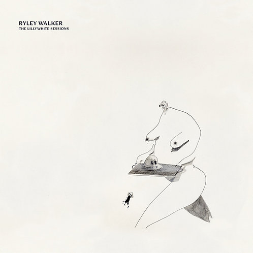 WALKER , RYLEY - THE LILYWHITE SESSIONS (COLOURED VINYL)