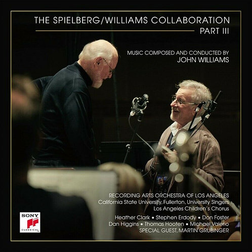 WILLIAMS, JOHN - WILLIAMS/SPIELBERG COLLABORATION PART III