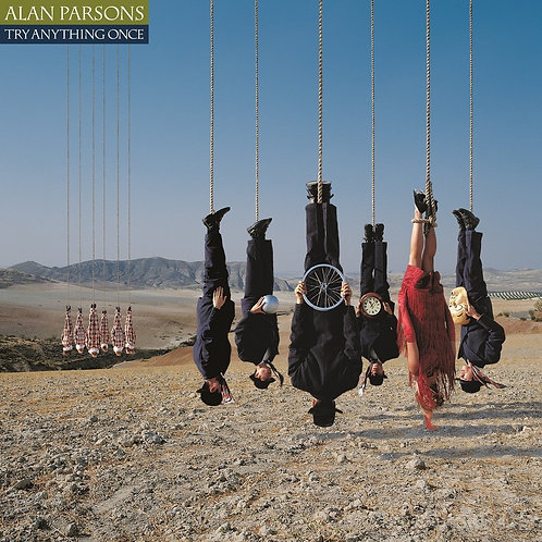 PARSONS,  ALAN - TRY ANYTHING ONCE