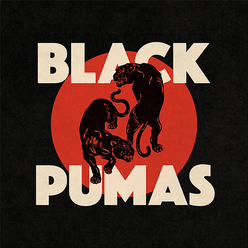 BLACK PUMAS - BLACK PUMAS (COLOURED VINYL)