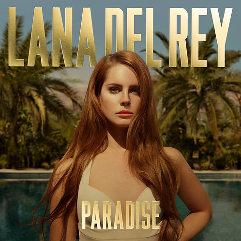 DEL REY , LANA - PARADISE