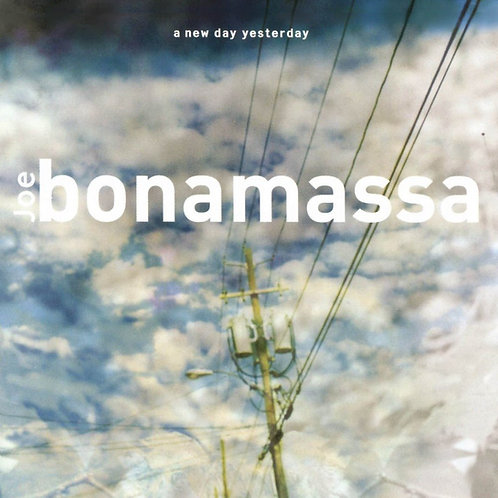 BONAMASSA , JOE - A NEW DAY YESTERDAY