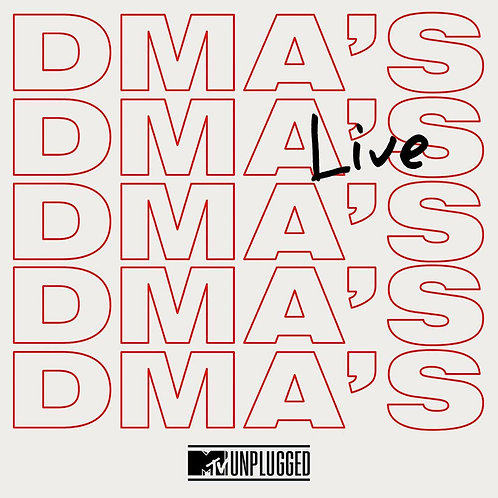 DMA'S - LIVE : MTV UNPLUGGED IN MELBOURNE