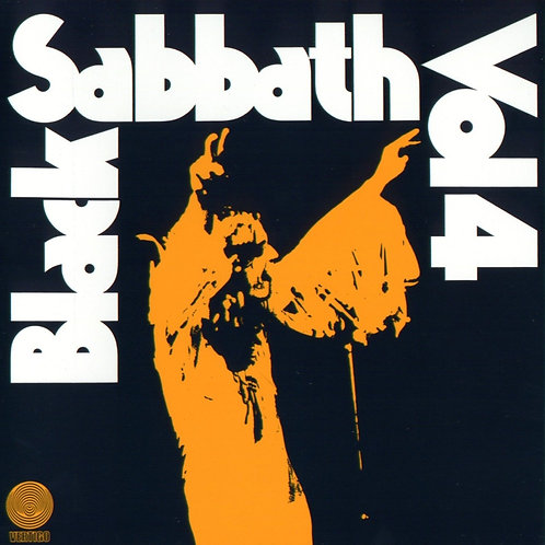 BLACK SABBATH - VOLUME FOUR