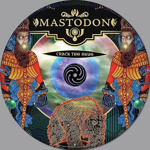 MASTODON - CRACK THE SKYE (PICTURE DISC)