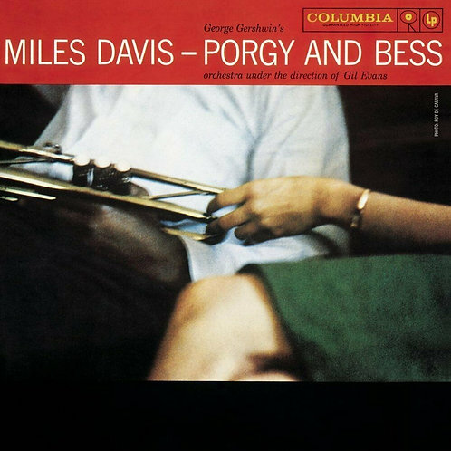 DAVIS, MILES - PORGY AND BESS (MONO)