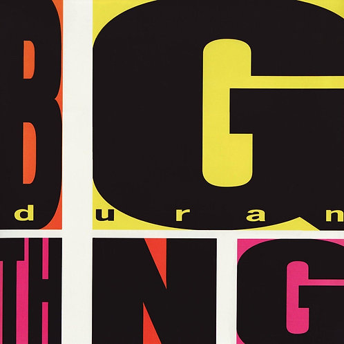 DURAN DURAN - BIG THING (DELUXE EDITION)