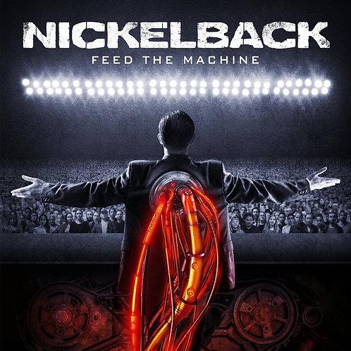 NICKELBACK - FEED THE MACHINE (COLOURED VINYL)
