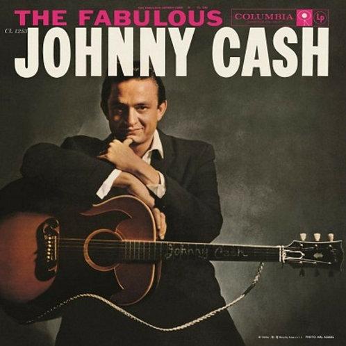 CASH, JOHNNY - THE FABULOUS JOHNNY CASH