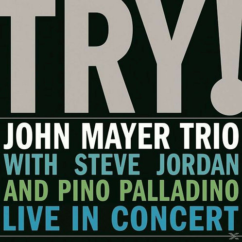 MAYER, JOHN  - TRY! LIVE IN CONCERT