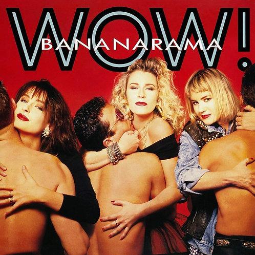 BANANARAMA - WOW! (COLOURED VINYL)