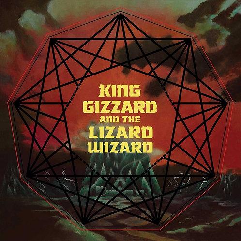 KING GIZZARD & THE LIZARD WIZARD - NONAGON INFINITY (COLOURED VINYL)