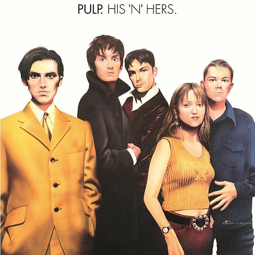 PULP - HIS N HERS (EXPANDED)
