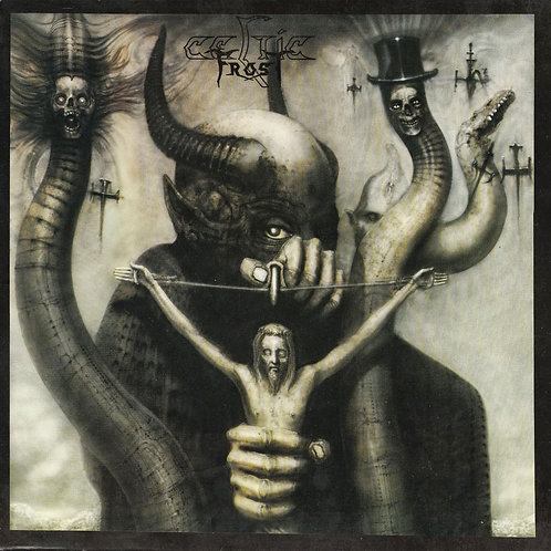 CELTIC FROST - TO THE MEGA THERION