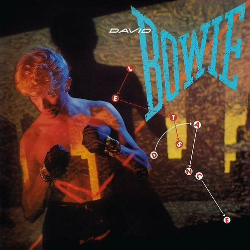 BOWIE , DAVID - LET'S DANCE