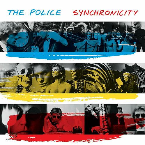 POLICE - SYNCRONICITY
