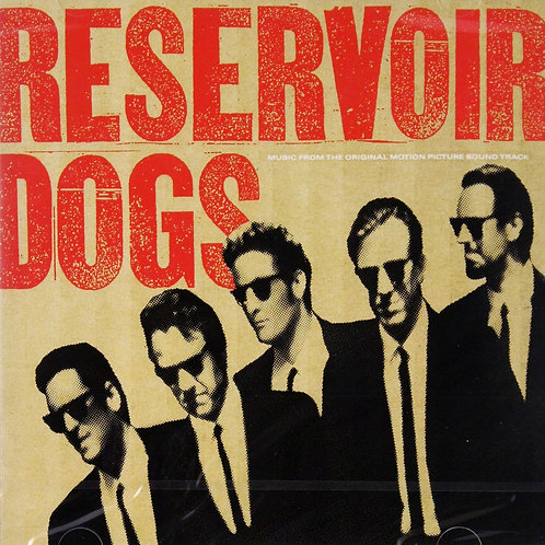 RESERVOIR DOGS - ORIGINAL SOUNDTRACK