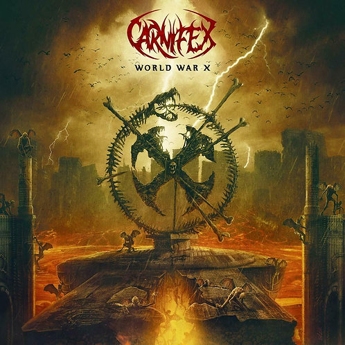 CARNIFEX - WORD WAR X