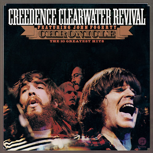 CREEDENCE CLEARWATER REVIVAL - CHRONICLE : THE 20 GREATEST HITS