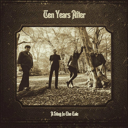 TEN YEARS AFTER - A STING IN THE TAIL