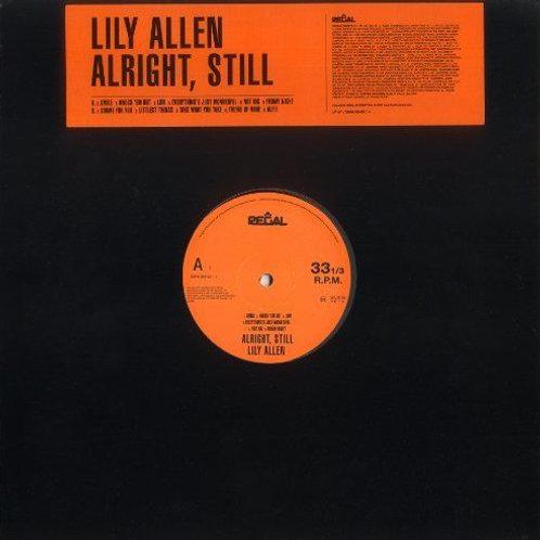 ALLEN, LILY - ALRIGHT STILL