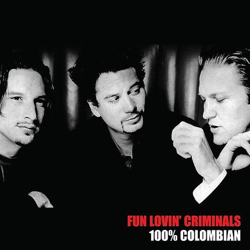 FUN LOVIN' CRIMINALS - 100% COLOMBIAN (COLOURED VINYL)