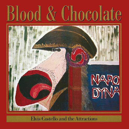 COSTELLO , ELVIS - BLOOD & CHOCOLATE
