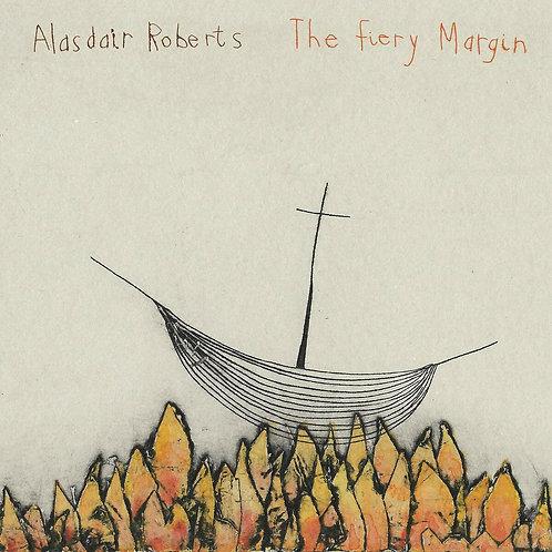 ROBERTS , ALASDAIR - THE FIERY MARGIN