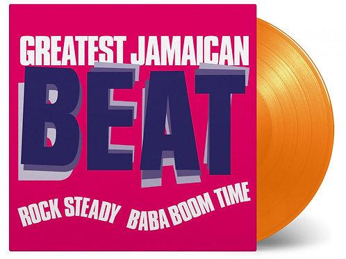 VARIOUS - GREATEST JAMAICAN BEAT (COLOURED VINYL)