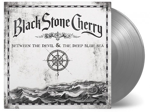 BLACK STONE CHERRY - BETWEEN THE DEVIL AND THE DEEP BLUE SEA (COLOURED VINYL)