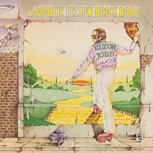JOHN , ELTON - GOODBYE YELLOW BRICK ROAD