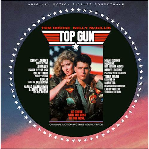 TOP GUN - ORIGINAL SOUNDTRACK (PICTURE DISC)