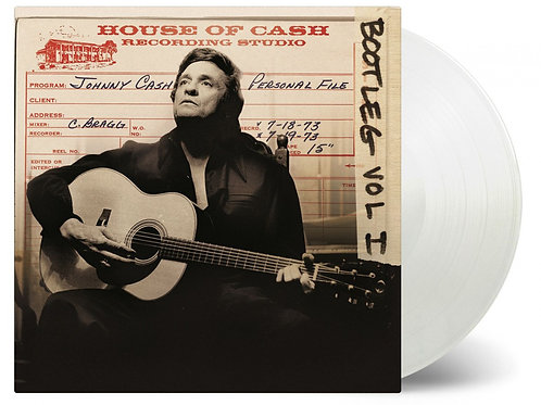 CASH , JOHNNY - BOOTLEG 1: THE PERSONAL FILES (COLOURED VINYL)