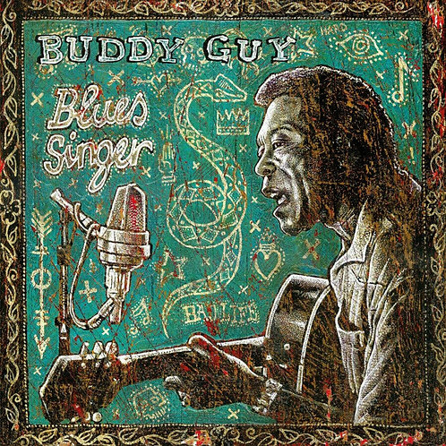 GUY, BUDDY - BLUES SINGER