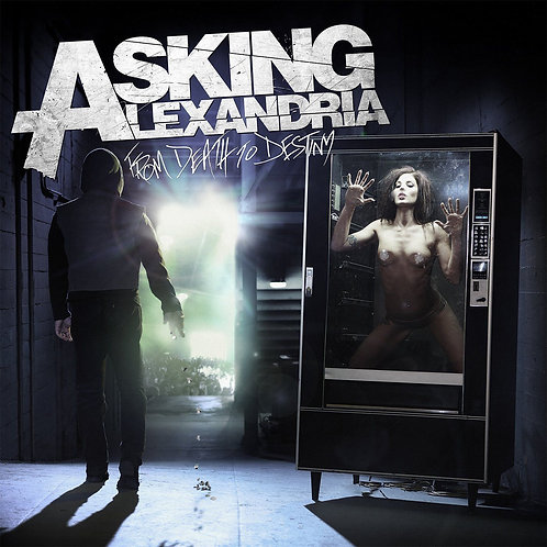 ASKING ALEXANDRIA - FROM DEATH TO DESTINY (COLOURED VINYL)